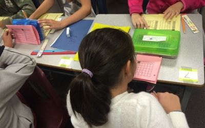 Counting in French from 0 to 13
