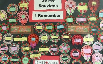 Je Me Souviens – I Remember (Remembrance Day)