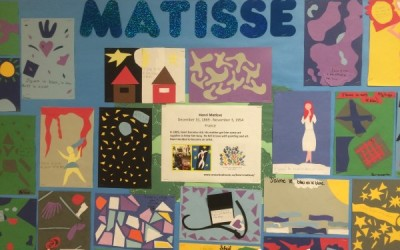 Henri Matisse and French Colours